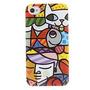 Carcasa, Cover, Case Protector Iphone 4 Y 4s Romero Britto