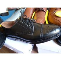 Off!! Zapato De Vestir - Seguridad Y Calidad En Cuero