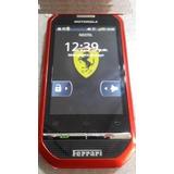 Celular Nextel Ferrari Edicion Limitada Tactil Wifi Internet