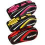 Bolso Raquetero Babolat Club Line X 12 Raquetas De Tenis X12