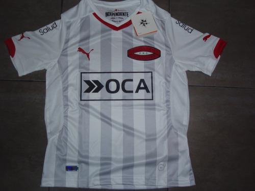 Camiseta De Independiente Puma Para Niño Oficial d71886693dfd8