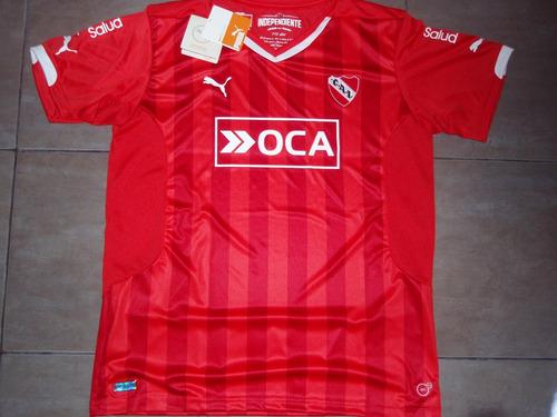 Nueva Camiseta De Independiente Puma 2015 Oficial 6b13d0610b039