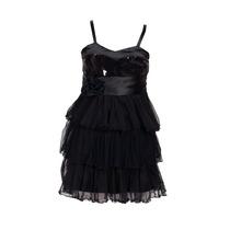 Vestido De Nena, Con Tul Bordado Y Lentejuelas, N-0020