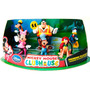 Blister 6 Muñecos Disney La Casa De Mickey Mouse (club House