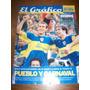 El Gráfico Especial 244 Boca Campeón Apertura 2005. Palacio