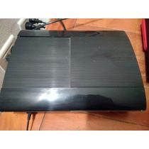 Ps3 14 Juegos Super Slim 250 Gb Gta Cod Fifa Btf