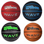 Pelota Basquet Basket Wilson N°7 Wave Phenom Ncaa Nfhs Lelab