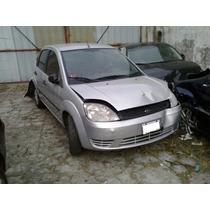 Ford Fiesta Max 1.6 Ambiente Plus Chocado Funcionando