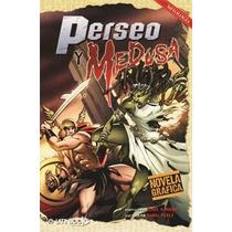 Perseo Y Medusa - Comics - Blake A. Hoena - Latinbooks