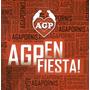 Agapornis En Fiesta En Vivo Cd + Dvd Nuevo 2014