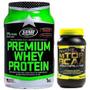Premium Whey Protein 1 Kg + Mtor Bcaa 200 Grs Star Nutrition