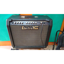 Amplificador De Guitarra Electrovox Valvetech 60 W Gtt60