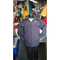 Campera Rompeviento Nix Con Red Montagne Color Azul Talle Xl
