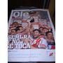 Diario Ole Poster Gigante River Campeon Sudamericana 2014
