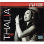 Cd + Dvd Thalia Viva Tour En Vivo / Edicion De 2 Discos