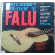 Vinilo Eduardo Falu Virtuosismo Y Folklore De Falu