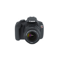 Canon T5 1200d Kit 18-55 Is Ii + 16gb Clase 10 + Factura