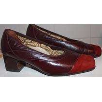 Zapatos Dama San Crispino - Muy Buen Estado !!
