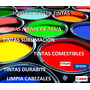 Formulas Quimicas Elabore Tinta Para Impresoras Comestible