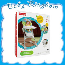 Silla Comer Fisher Price Limpiafacil.jugueteria Baby Kingdom