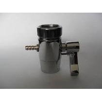 Llave Derivadora Bypass Para Filtro Purificador De Agua