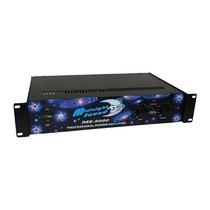 Amplificador De Potencia 2000w Midnight Sound M5000 Oferta.