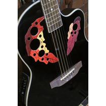 Guitarra Electro Acustica Parquer Ovation Goc300 En Stock!