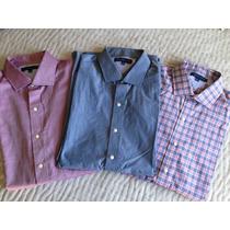 Camisas Tommy Hilfiger Originales Talle 16.5 O 32/33