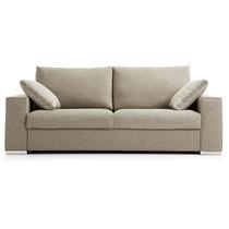 Sillon , Sofa De 2/3 Cuerpos En Tela Chenille C/patas Metal