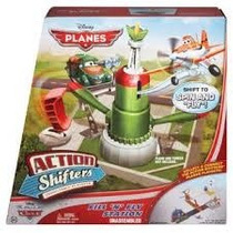 Disney Planes Estacion Fill And Fly. A Friccion. En Caja
