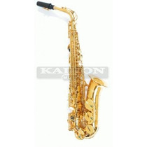 Saxofon Alto Parquer Master Psamr Con Estuche