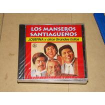 Los Manseros Santiagueños Josefina Grandes Exitos Cd Nuevo