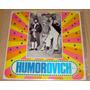 Humorovich S.a. Yaki Deborah Kors Norman Erlich Lp Argentino