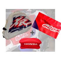 Kit Fundas Honda Xr 600 Mas Bolso Porta Herramientas Cartuch