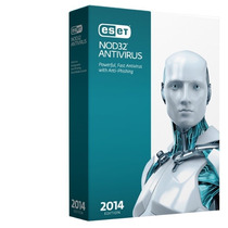 Eset Nod32 Antivirus Home 8 3pc X1año