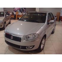 Fiat Siena El 1.4 Efectivo Y Cuotas Entrega Inmediata