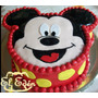 Tortas Decoradas Infantiles De Mickey Mouse
