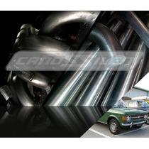 Fiat 128 Cañossilen Equipo Completo Inox