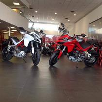 Ducati - Multistrada 1200 S - 2016