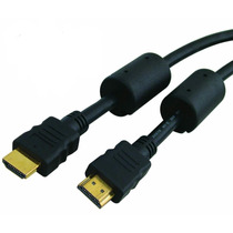 Cable Hdmi 1,80 Metros Full Hd 1080p Pc Notebook Lcd Led Ps3