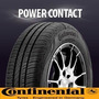 Continental 205/65/15 T Conti Power Contact Neumaticos Drago