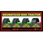 Cubierta Neumatico Para Mini Tractor 15x6.00-6 P332 2pr Tl