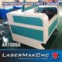 Maquina Laser Para Corte Y Grabado 1000mm X 600mm / 80 Watt