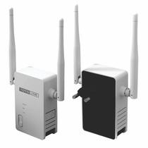 Router Mini Amplificador De Wifi Doble Antena Directo 220v