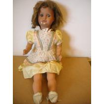 Muñeca De Porcelana 60 Cm / Bebote Porcelana 50 Cm