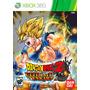Dragon Ball Z Ultimate Tenkaichi Nuevo Xbox 360 Dakmor