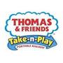 Tren Thomas & Friends - Iron Bert - Take And Play
