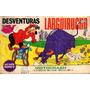 Revista ** Desventuras De Larguirucho ** N° 121 Años 70