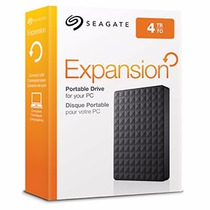 Disco Rígido Externo 4tb 2.5 Seagate Expansion Usb 3.0
