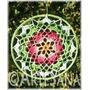 Mandalas Colgantes Tejidos Al Crochet
